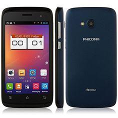 Phicomm Mobile Phone Qualcomm MSM8210 Dual Core Android Smartphone 4.0 Inch 512MB RAM 4GB ROM 2.0MP Camera (Blue) - http://www.computerlaptoprepairsyork.co.uk/mobile-phones/phicomm-mobile-phone-qualcomm-msm8210-dual-core-android-smartphone-4-0-inch-512mb-ram-4gb-rom-2-0mp-camera-blue