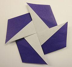 Pinwheel Tato - Blossom Variation (Gay Merrill Gross) (ChrisL_AK) Tags: origami tato gaymerrillgross