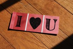 Valentine or Mother's Day Craft