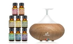 Groupon - Art Naturals Diffuser and 8-Pack Oil Gift Set  . Groupon deal price: $29.99