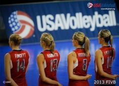 This and more wallpapers avilable at USA Volleyball's website.