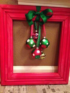 Christmas Decor- Front Door