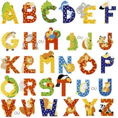 """Search for """"alphabet original enfant a imprimer"""" Learn French, Decoration, Baby Kids, Kids Rugs, Quilts, Holiday Decor, Blog, Alphabet Letters, Inspiration"""
