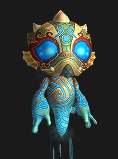 WoW Pandaren Earth Spirit | Cataclysm in the World of Warcraft: November 2012