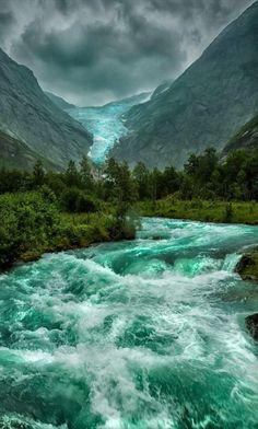 Briksdal Glacier | Stryn, Norway  | Paolo Paccagnella