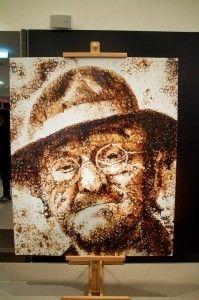 Eerbetoon aan Lucio Dalla in nieuwe koffieboetiek - Italie in Bedrijf