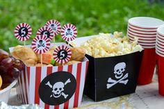 пиратский деньрождения