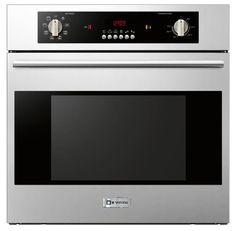 Verona VEBIEM241SS 24' Electric 110 Volts Wall Oven With 2.0 cu. ft. Oven Capacity 8 Cooking Functions Electronic Controls 3 Pane Heat Resistant Glass Door and a Heavy Duty Oven Rack With 4 Positions in Stainless -- You can get more details by clicking on the image.