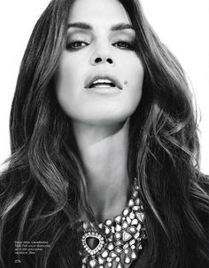 Just So Pretty: Cindy Crawford Is Back