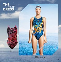 614b4bebfff One Piece, Suits, Water, Swimwear, Fashion, Iphone 6, Water Water, Moda,  Aqua. Yingfa Swimwear USA