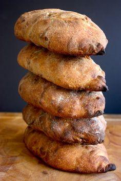 Tartine Bread Experiment: buddha's bread