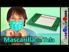 How to make a mask [Tutorial] Diy Arts And Crafts, Crafts To Make, Paper Crafts, Easy Crochet Patterns, Stitch Patterns, Sewing Hacks, Sewing Crafts, Mascara Tutorial, Tapas
