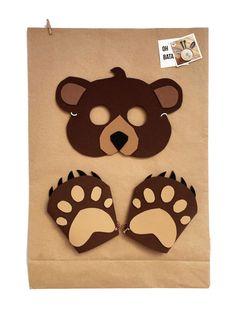 11 mejores imágenes de manualidades de oso panda  6997583f721
