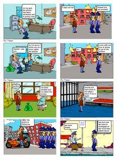 Narrativa Digital, Going Crazy, No Worries, Thankful, Comics, Cartoons, Comic, Comics And Cartoons, Comic Books