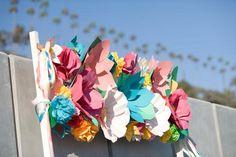 DIY Paper Crafts : DIY Paper Flowers