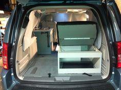 Photo: minivan camper dodge vw caravan routan sienna oddyse