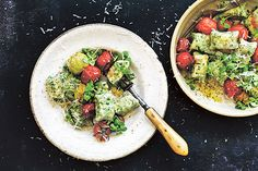 """Pair Donna Hay's """"cheat's gnocchi"""" with this wine for a truly impressive meal"""