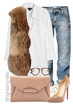 """Geek Chic"" by highfashionfiles ❤ liked on Polyvore"