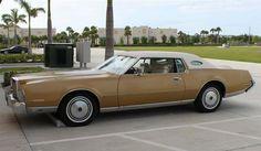 1973 Lincoln Continental Mark IV -