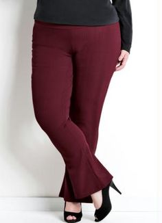 ef34f1a6d The 130 most inspiring Pants - Ankle lenght - Plus Size images in ...