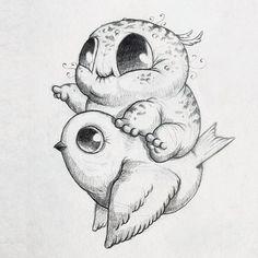 Страшно милые и ужасно добрые: керамические монстры от Chris Ryniak - Ярмарка Мастеров - ручная работа, handmade