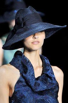 Giorgio Armani - Milan Fashion Week Spring, 2012