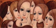 Anxiety of Infuence margaret Keane