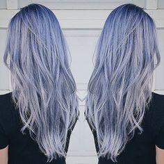 Formula How-To: Silver-Blue | Modern Salon
