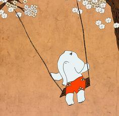 I love this idea but I want to make my elephant happy!