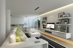 Enjoy clutter-free entertainment with our attractive, organized TV units, gaming furniture, home theater walls and armoires. MysuiteHome provides you good quality entertainment units at great prices.
