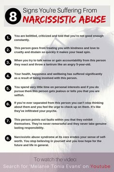 4 clues your lover narcissist