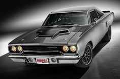 725 hp/ 477 cu. 70 Plymouth Road Runner