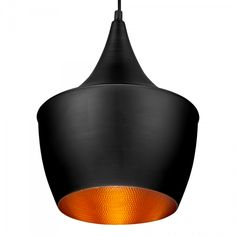 Tom Dixon Beat Pendant Light Fat in Black White or Grey | GoLights.com.au
