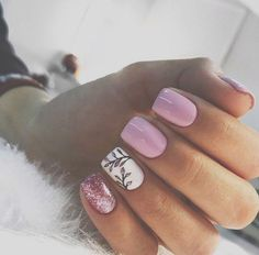 Semi-permanent varnish, false nails, patches: which manicure to choose? - My Nails Love Nails, Fun Nails, Manicure E Pedicure, Pedicure Ideas, Pedicure Summer, Nail Summer, Glitter Manicure, Super Nails, Perfect Nails