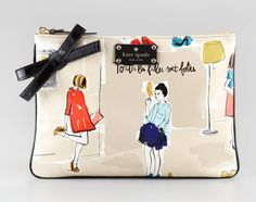 Kate Spade Garance Dore Georgie Coin Purse - just bought mine today!