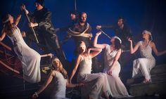 Mark Bruce Company: The Odyssey review – Homer on the dance floor ...