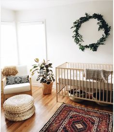 Girl Nursery Ideas - Bring your child girl home to a charming and also useful nursery. Right here are some child girl nursery design ideas for all of your design, bedding, and furnishings . Baby Boy Nursery Room Ideas, Boho Nursery, Baby Bedroom, Baby Room Decor, Girl Nursery, Kids Bedroom, Nursery Decor, Simple Baby Nursery, Nursery Themes