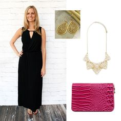Perfect Spring & Summer Night Out Outfit! | Jack & Monroe Boutique | Free, fast shipping!