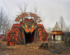 "If you ventured into ""funhouses"" during the 1980's and are living to tell about it, consider yourself lucky. Lucky that you aren't DEAD + BURIED. Grandfather TNUC told tales…"