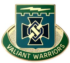ARMY UNIT CREST, SPECIAL TROOPS BATTALION FIRST INFANTRY DIVISION THIRD BRIGADE COMBAT TEAM