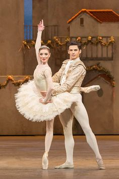 Sarah Lamb and Federico Bonelli in Don Quixote. The Royal Ballet. Photo Johan Persson, 2013
