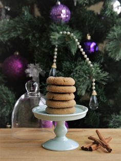Ginger Molasses Cookies | TLGC Blog
