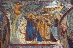 Jesus Christ and Zaccheus More icons of Christ's Passion: http://whispersofanimmortalist.blogspot.com/2015/04/icons-of-christs-passion-1.html
