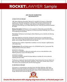 Martial Arts School Business Plan Sample  Company Summary