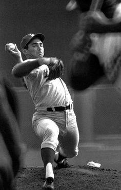 Sandy Koufax - best lefty of all time?