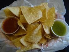 Side Chips And Salsa from Pico Pica Rico Restaurant in Los Angeles #Food #Chips #Restaurant forked.com