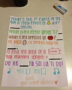ASKING SOMEONE OUT LIKE A BOSS