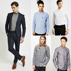 Suit and Shirt Combo | Get the look at The Idle Man | #StyleMadeEasy