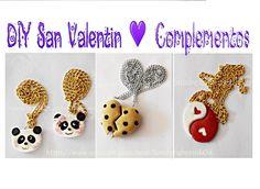 DIY San valentin, amor y amistad, manualidades fáciles y rápidas, figuras complemento