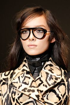 Gucci fall 2014 OBSESSED with the eyewear